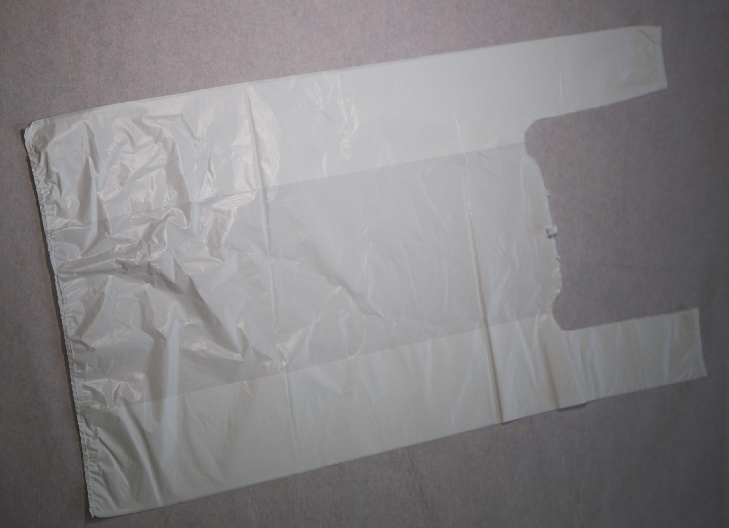 Пакет майка белый